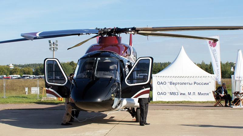 Ка-62 - многоцелевой вертолет