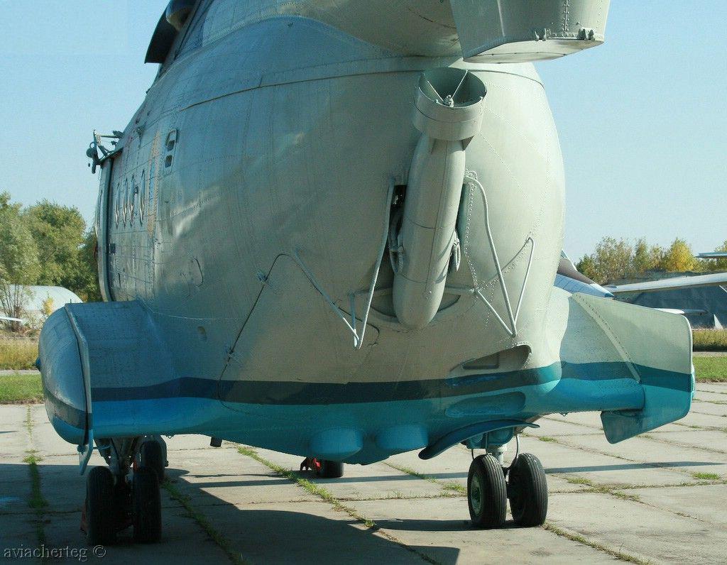 Ми-14 - вертолет-амфибия