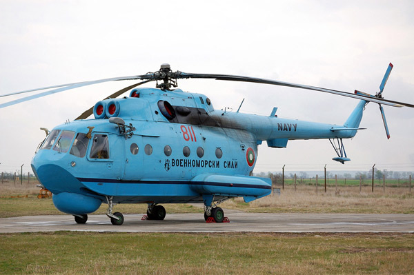 Амфибия Ми-14 (ПЛ, ПС, БТ) КБ Миля