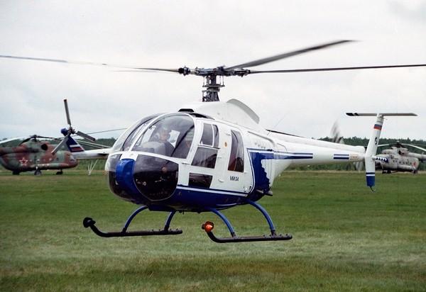 Вертолет МИ-34ВАЗ