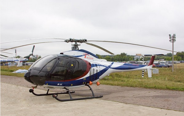 Вертолет Ми-34C