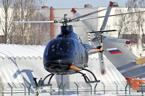 Фото вертолета Ми-34С1