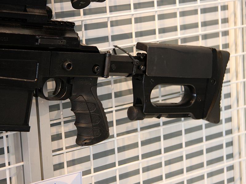 ВС-8 - новейшая российская снайперская винтовка