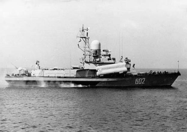 МРК-3 «Буря»