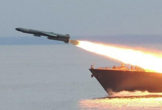 Противокорабельная ракета П-120 Малахит ( 4К85 )