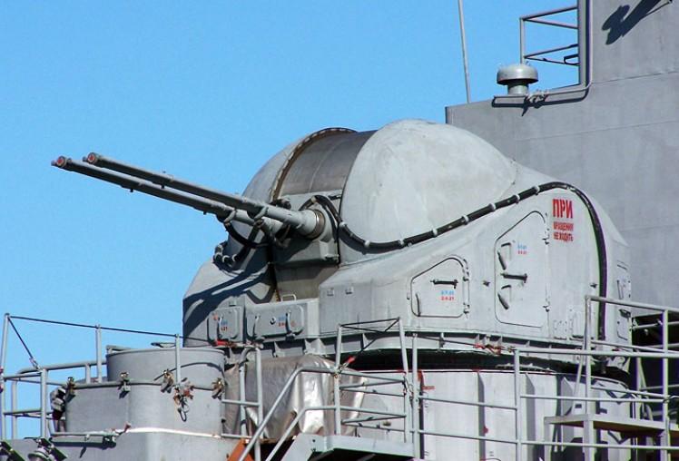 Артиллерийская установка АК-725