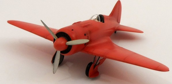 Модель истребителя И-180