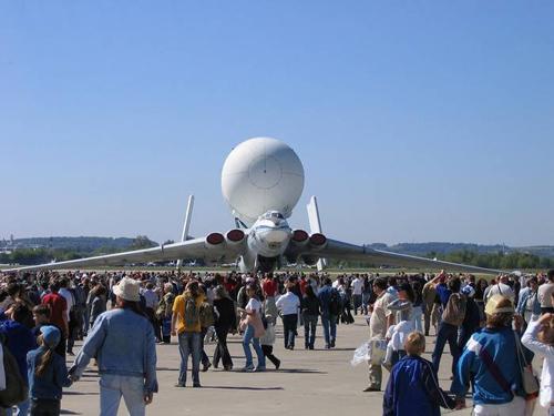 ВМ-Т 'Атлант' (3М-Т) - тяжёлый транспортный самолёт