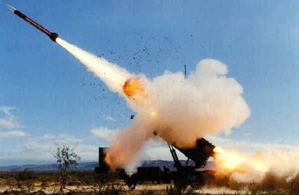 MIM-104 «Пэтриот» ЗРК