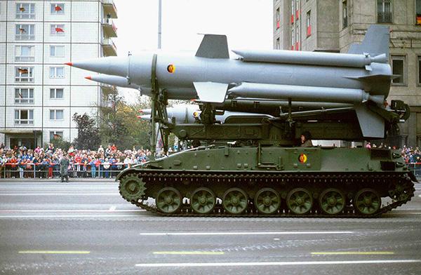 2К11М1 «Круг-М1» - ЗРК средней дальности