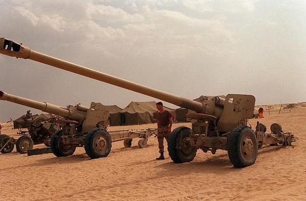 Д-74 - корпусная 122-мм пушка