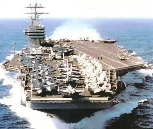 Фото американских авианосцев