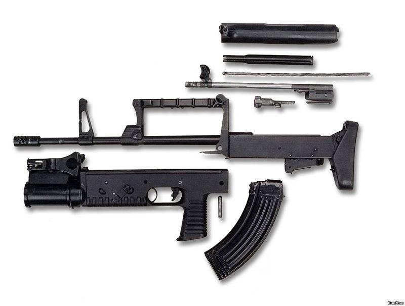 А-91 - автоматно-гранатометный комплекс