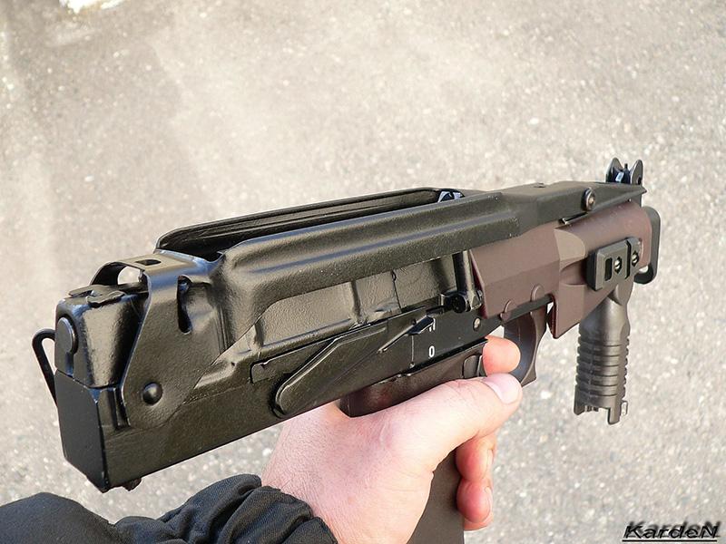 СР-2 «Вереск» - пистолет-пулемет