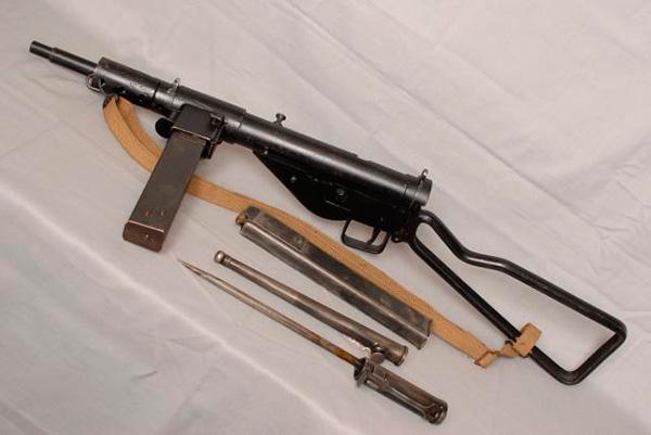 Пистолет-пулемет STEN Mk.II (STEN Mark 2)