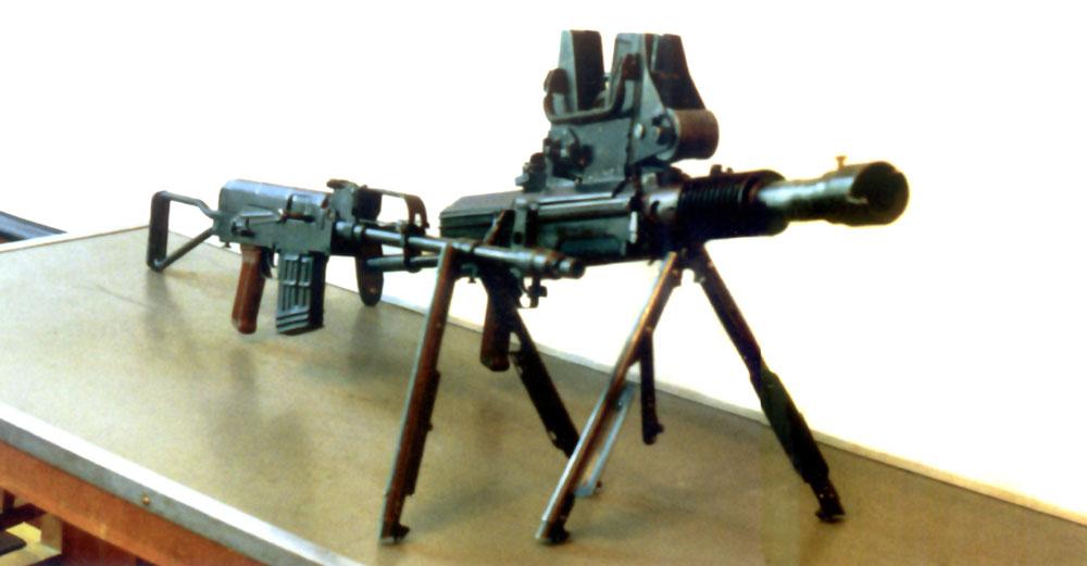 АРГБ - автоматический ручной гранатомет Барышева