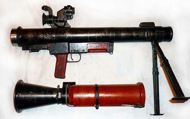 РПГ-16 «Удар» - ручной противотанковый гранатомет