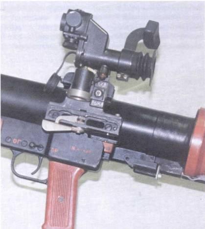 Прицел ПГО-16 для РПГ-16