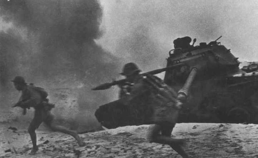 РПГ-2 - советский ручной противотанковый гранатомёт