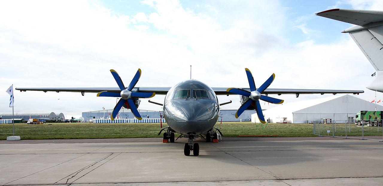 Ан-140-100 ВВС России