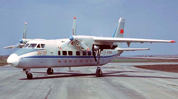 Бе-30 / Бе-32К - ближнемагистральный пассажирский самолет