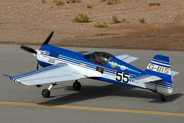 Су-26 - спортивно-пилотажный самолет