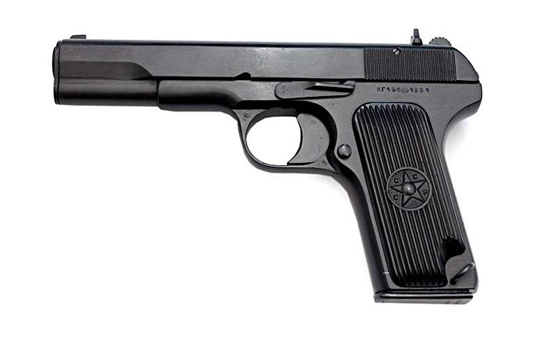Лидер-М - травматический пистолет
