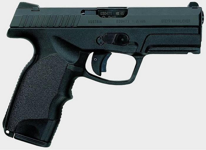 Пистолет Steyr M9-A1, калибр 9 мм