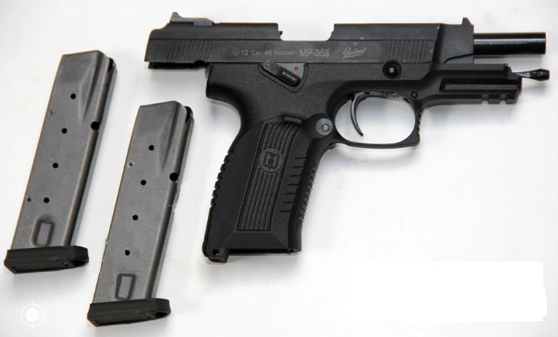 МР-353 - травматический пистолет