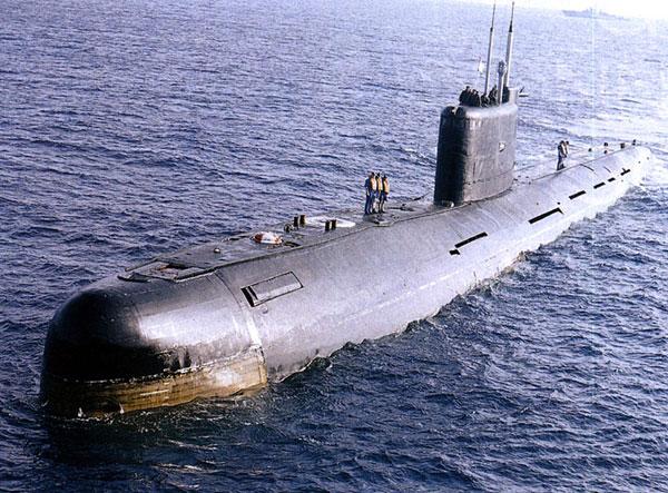 Проект 641Б «Сом» - дизель-электрическая подводная лодка