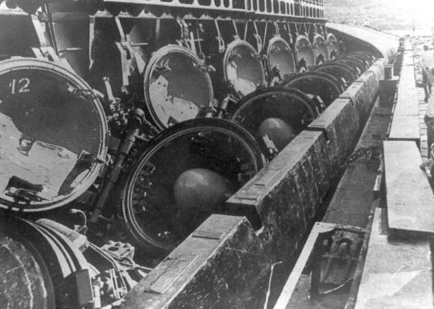 П-700 «Гранит» (3М45) - противокорабельный ракетный комплекс