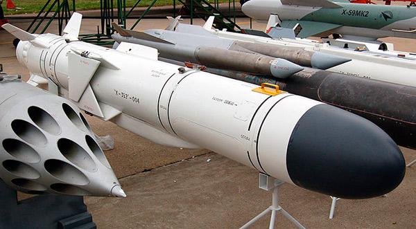 Ракетный комплекс «Уран» - Х-35 противокорабельная крылатая ракета