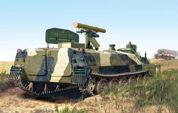 Самоходный ПТРК 9П149 «Штурм-С»