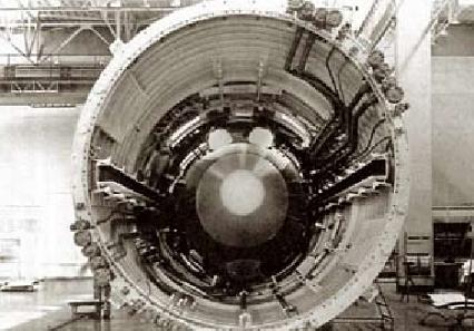 УР-100 (8К84) - межконтинентальная баллистическая ракета