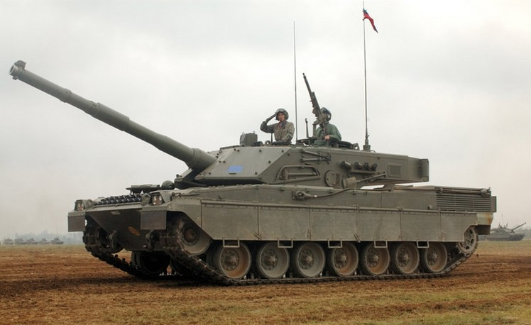 C1 «Ариете» - итальянский танк