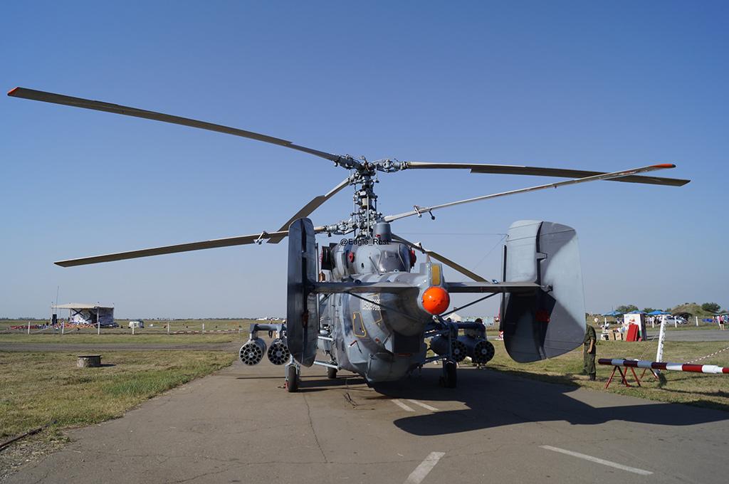 Ка-29 - морской вертолет