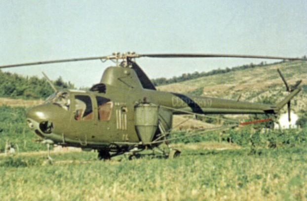 Сельскохозяйственный Ми-1