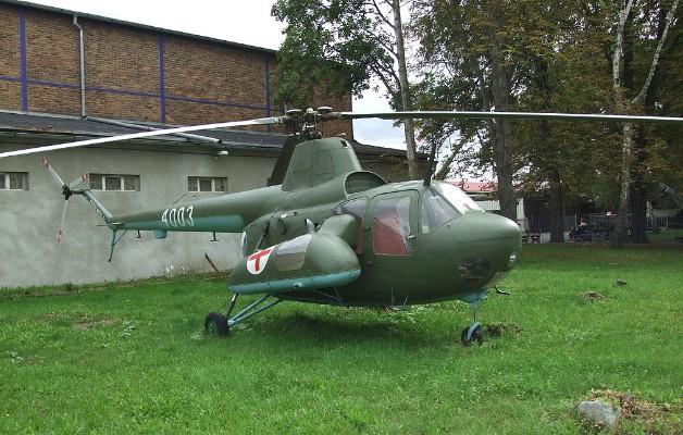 Санитарный Ми-1