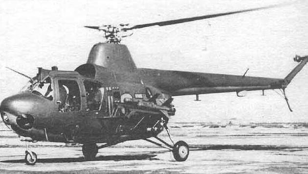Военный Ми-1МУ