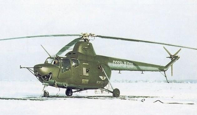 Ми-1 - многоцелевой вертолет 1940-х годов