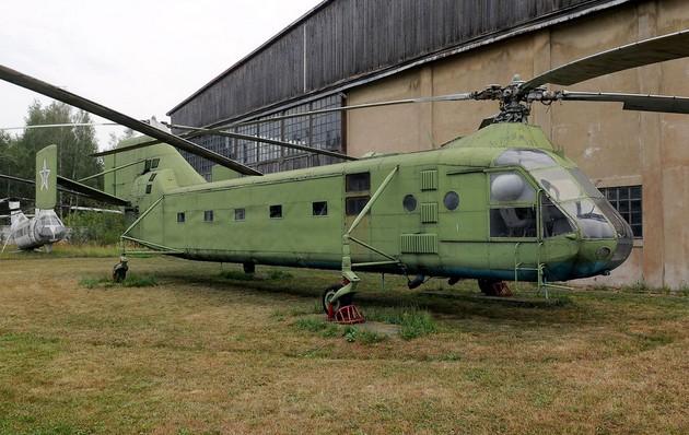 Як-24 в Монино