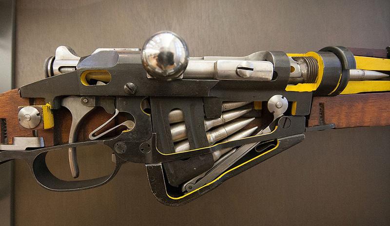Berthier Mle1916 carbine