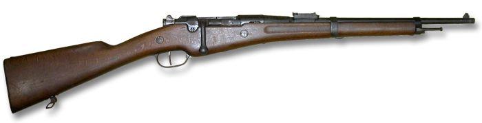 Артиллерийский карабин системы Бертье обр 1892 года