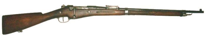 Винтовка системы Бертье обр 1902 года