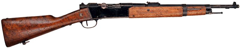Карабин Лебеля Mle 1886 M.93 R.35, вид справа