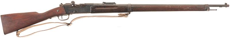 Винтовка Lebel Mle. 1886, вид справа