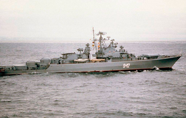 Сторожевые корабли проекта 1135 «Буревестник» (тип «Бдительный»)