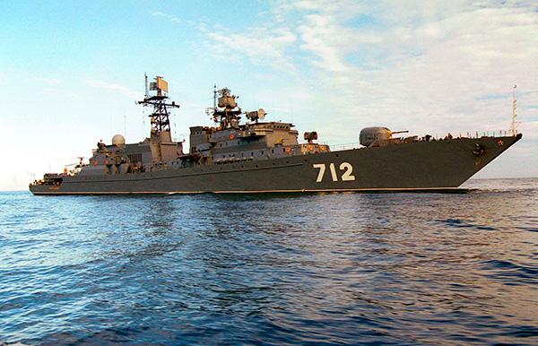 Сторожевые корабли (фрегаты) проекта 11540 «Ястреб» (Тип «Неустрашимый» Балтийский флот)