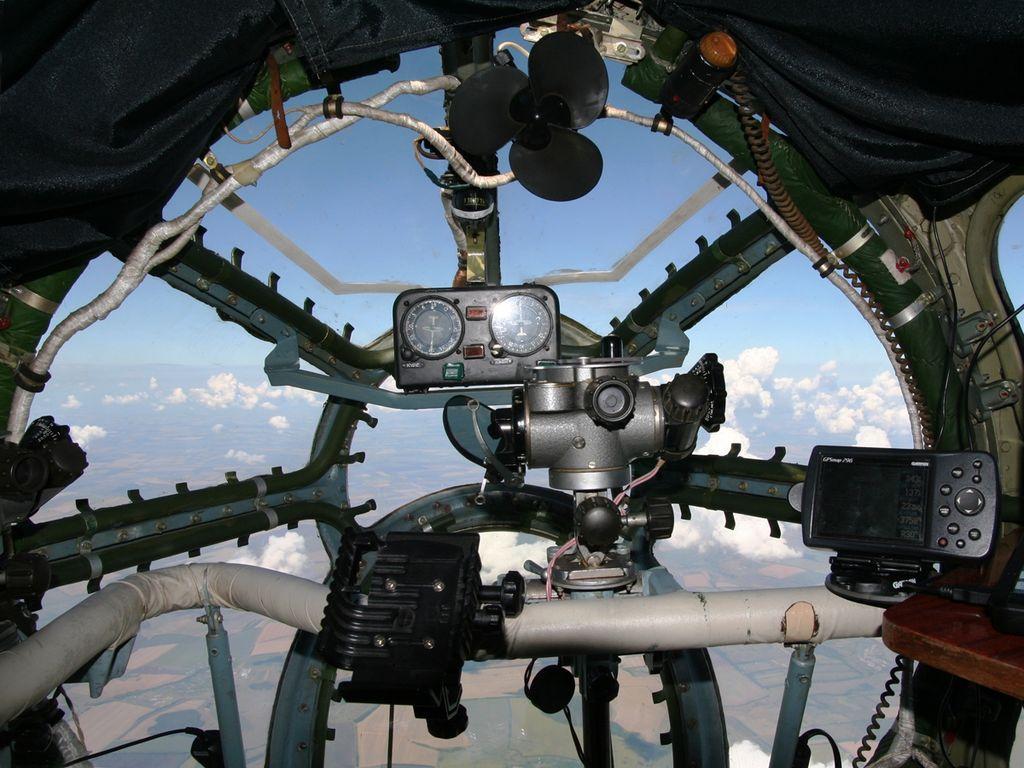 Кабина Ан-30