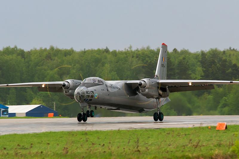 Ан-30 румынских ВВС